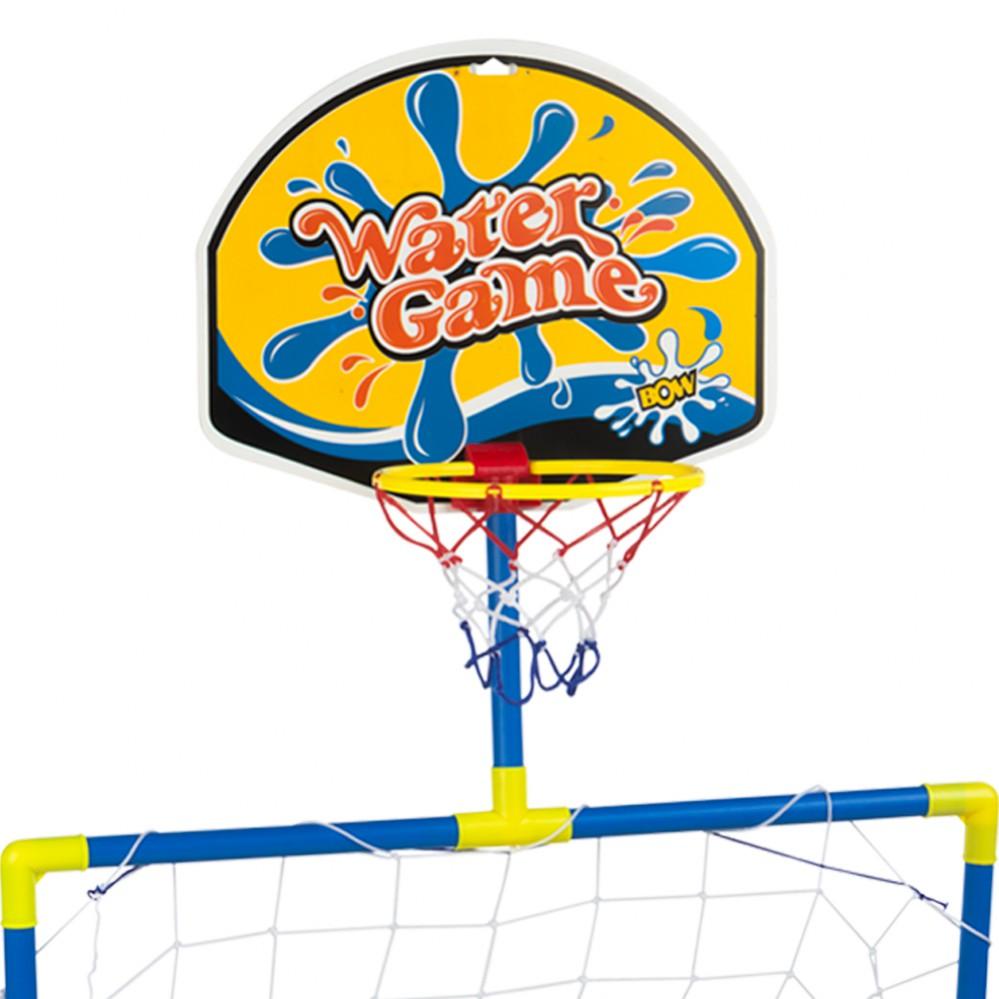 En Para 1 Waterpolo Y Baloncesto 2 Juguete Rlaj54