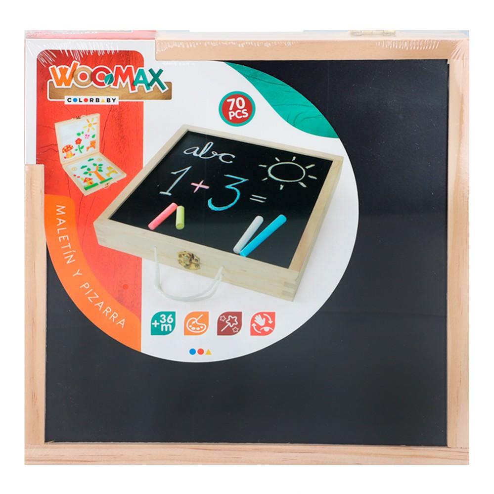 Piezas Figuras amp;learn Y Play 70 Pizarra Magnéticas Maletín eWYbEHD29I