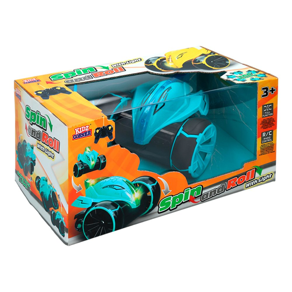 Coche Spin and Roll RC KidzCorner