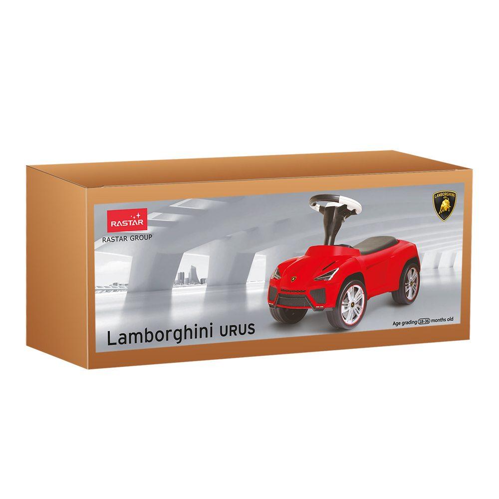 Correpasillos Lamborghini Urus Rastar