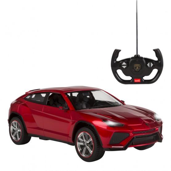 Coche radiocontrol Lamborghini URUS licencia oficial escala 1:14 RASTAR