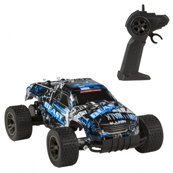 Coche teledrigido 1:18 - Turbo Buggy