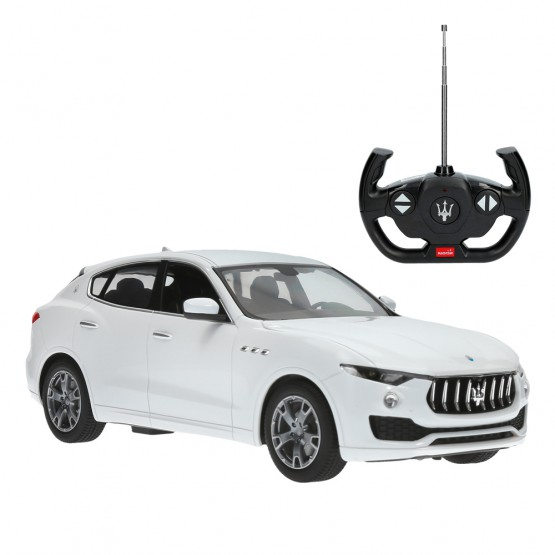 Coche teledirigido Maserati Levante licencia oficial escala 1:14 RASTAR