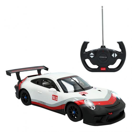 Coche RC Porsche 911 GT3 CUP licencia oficial escala 1:14 RASTAR
