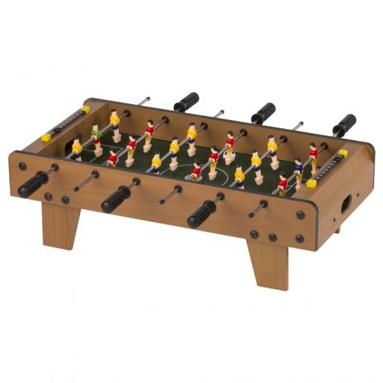 Futbolín madera de mesa 18 jugadores CBtoys