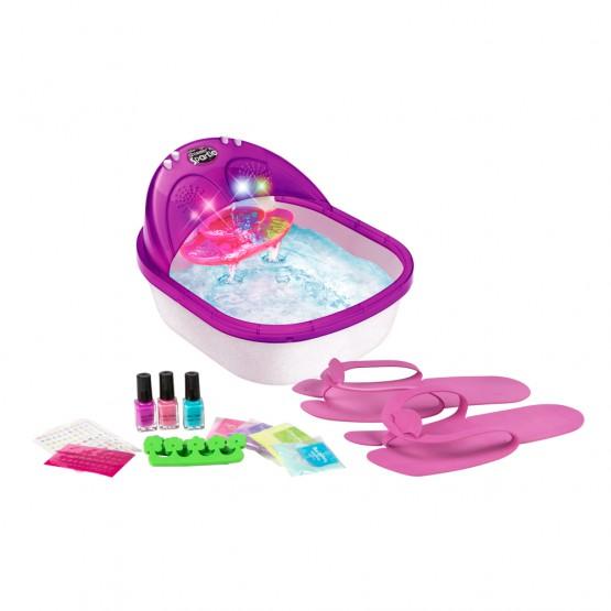 Super Spa Salon Shimmer n Sparkle para pies
