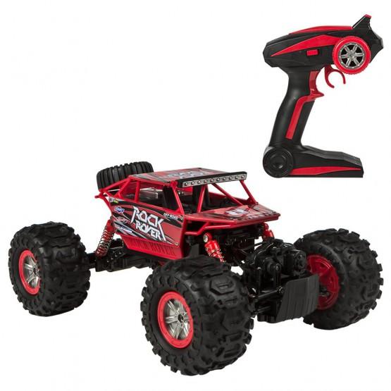 Coche 4x4 Anfibio teledirigido - Rock Rover