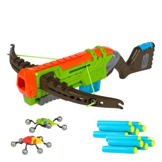 Bug Attack Super Rifle Ballesta con 2 Creepeez