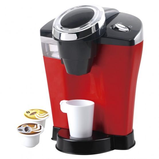 Cafetera eléctrica con goteo de agua & sonidos