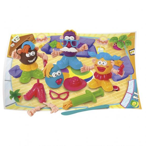 Set plastilina Funny Family PlayGo
