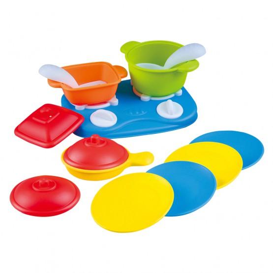 Set mesa de cocina con accesorios PlayGo