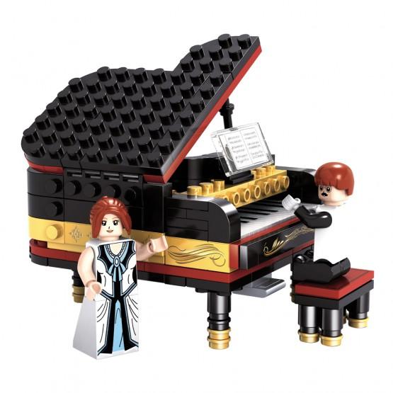 Concierto de piano - Juego de construcción Ausini