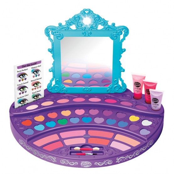 Tocador de maquillaje Real Ultimate Shimmer'n Sparkle