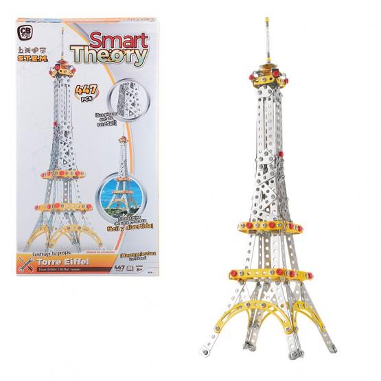Juego Mecano de metal Torre Eiffel de Kidiz Corner
