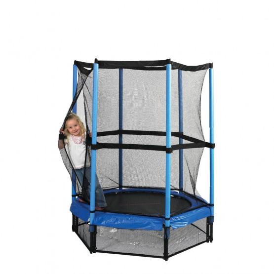 Cama elástica con red de seguridad Hedstrom 183x200 cm