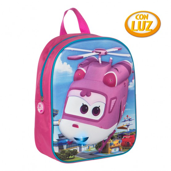 Mochila Dizzy Super Wings