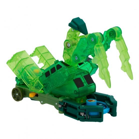 Screechers Wild GATECREEPER - Vehículo Nivel 2