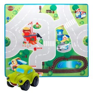 Veh culos de juguete coches camiones juguetes online - Alfombra circuito coches ...